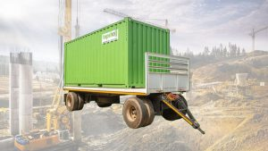 Advantages of Storage Containers for Residential and Commercial Construction